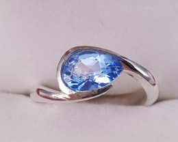 Natural Topaz Beautiful Ring