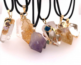 Beautiful & Natural 7 Pendants - BR 1451