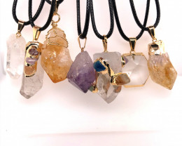 Beautiful & Natural 7 Pendants - BR 1453