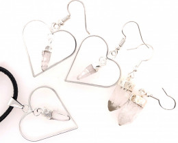 Raw Crystal Lovers Set - 3 pc set - BR 1481