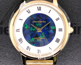 Original Ladies Gold Opal Watch Mosaic Opal - WO 30