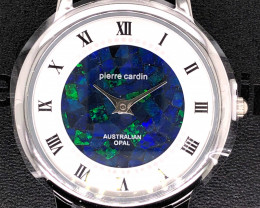 Original Ladies Silver Opal Watch Mosaic Opal - WO 42