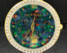 Original Ladies Golden Opal Watch Mosaic Opal - WO 49