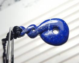 23.2 cts Beautiful Natural Lapis Lazuli Pendant.
