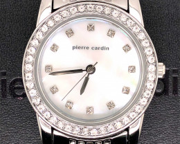 Mother Pearl Pierre Cardin Ladies Watch WO 56