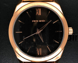 Classic Rose Gold  Pierre Cardin Mens Watch WO 60