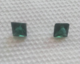 PARAIBA TOURMALINE ALL NATURAL EARRINGS