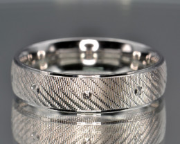 925 Silver Ring Top Finishing