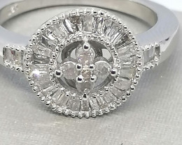 Diamond Ring 0.50 TCW