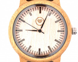 Treasures Eco Friendly Bamboo watch WO 69