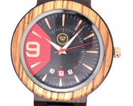 Treasures Eco Friendly Bamboo watch WO 90