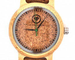 Female Treasures Eco Friendly Bamboo watch WO 96