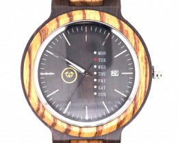 Treasures Eco Friendly Bamboo watch WO 99