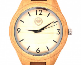 Light Wood Treasures Eco Friendly Bamboo watch WO 138