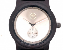 Minimal Treasures Eco Friendly Bamboo watch WO 147