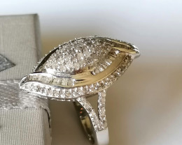 Diamond Ring 1.00 TCW
