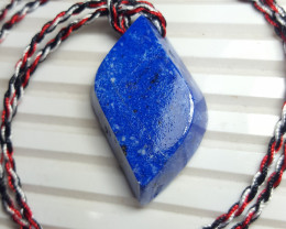 78.2 cts Beautiful Natural Lapis Lazuli Pendant.