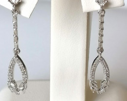 Diamond Earrings 0.33ct.