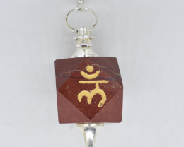 105.45 CT Pendulum for Healing made with Natural Gemstone C50