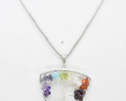 33.40 CT Healing Pendant Made With Natural Gemstone C57