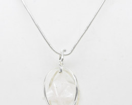 42.90 CT Healing Pendant Made With Natural Gemstone C59