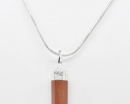 31.75 CT Healing Pendant Made With Natural Gemstone C60