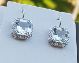 Earrings - Natural No Reserve  Auctions