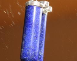 Lapis Lazuli 76.00ct, Natural, Untreated, High Grade Lapis, Minimal Calcite