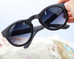 Retro Vintage Imitation Bamboo Eyewear - Sunglasses - SUN 30