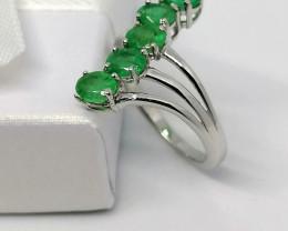 Emerald Ring 1.50 TCW