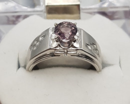 Natural Spinel Rings Beautiful Color