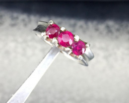 Waoo Beautifu Naturall Ruby Rings