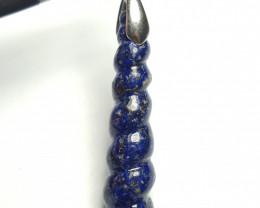 15.5 cts Beautiful Natural Lapis Lazuli Pendant.