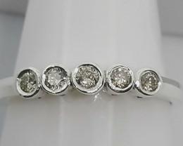 Diamond Ring 0.25 TCW