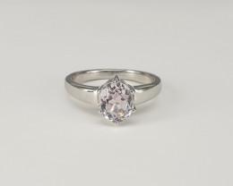 Tourmaline 925 Silver Ring by DANI Jewellery