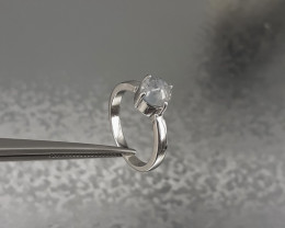 Nice Sapphire Ring 14.97ct. in 925 Silver  by DANI Jewellery