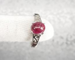Ruby 925 Silver Rings by DANI Jewellery