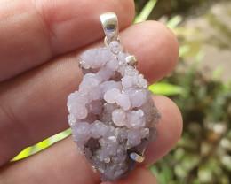 Manakarra (Grape Agate) Pendant (JNRA-MA2010)