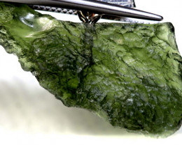 19.5CTS MOLDAVITE TOP QUALITY PENDANTS  SJ-1132