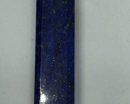 Natural Lapis Lazuli 1 Piece 925 Silver Pendant