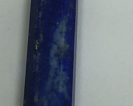 Natural Lapis Lazuli 1 Piece 925 Silver Pendants