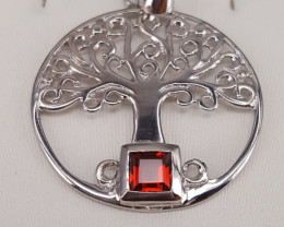 Natural Garnet gorgeous pendant