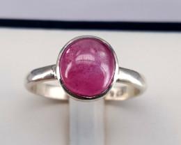 5.25 carat Beautiful Natural Ruby Ring.