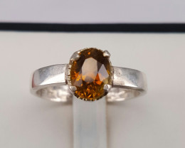 Natural sphene Gorgoues Ring
