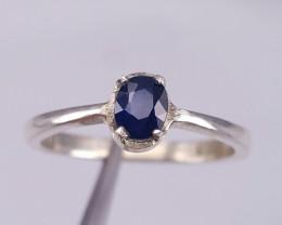 Natural sapphire beautiful Ring
