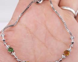 Natural Tourmaline Gorgoues Bracelet