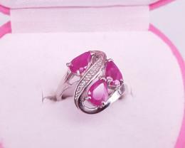 Beautiful Ruby Ring.