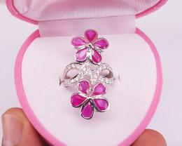 Amazing Style Ruby Ring.