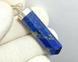 Natural Blue Lapis Lazuli 38.90 Carats Pendant