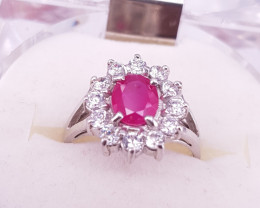 Beautiful Ruby Ring.